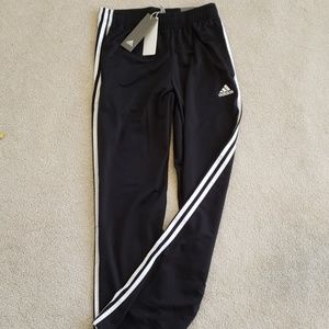 NEW! Adidas tricot athletic pants men's S